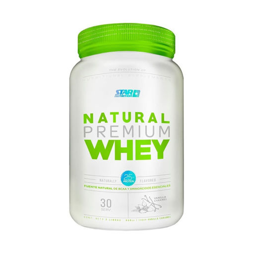 Imagen de Natural Whey Protein 2lb